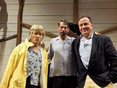 Fred Hersch, Jane Ira Bloom and Alexander Platt