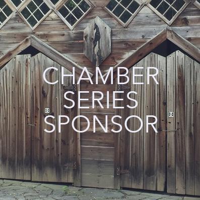 chamber series sponsor