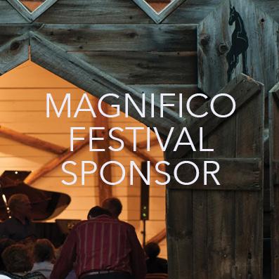 magnifico festival sponsor