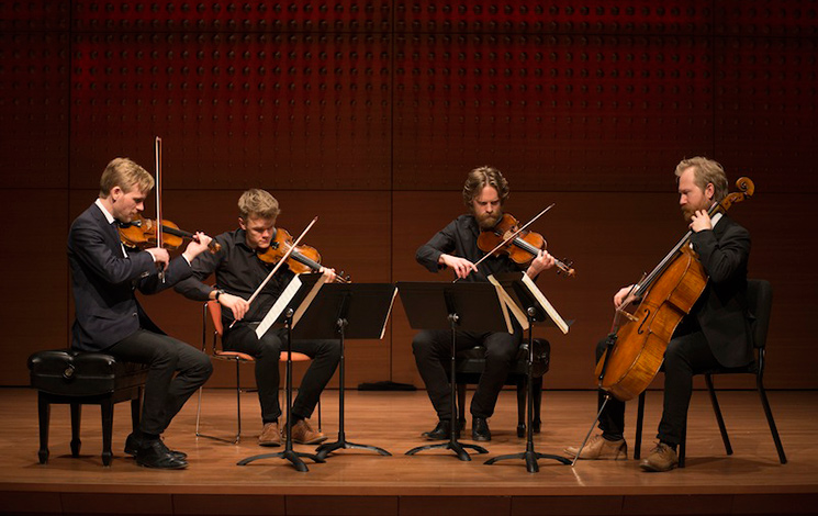 The Danish String Quartet | Maverick Chamber Festival