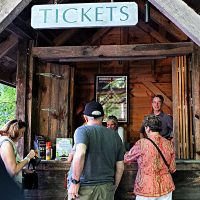 Maverick Concerts ticket booth