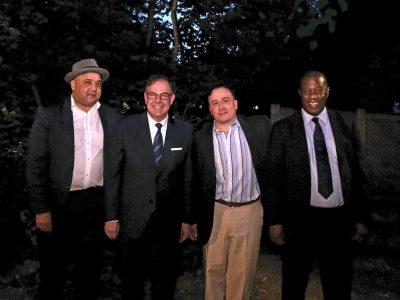 Bill Charlap trio with Alexander Platt