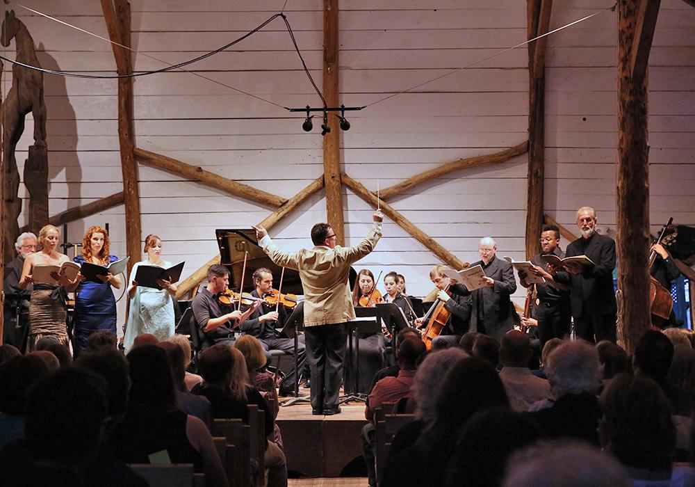 Maverick Chamber Orchestra Concert