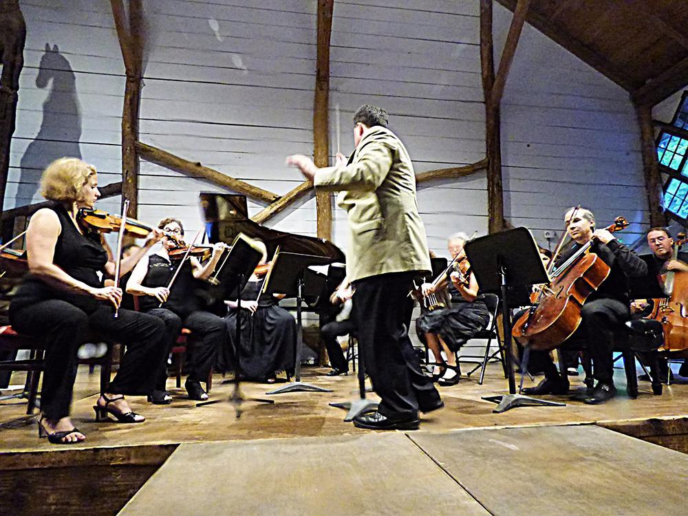 Alexander Platt, Chamber Orchestra