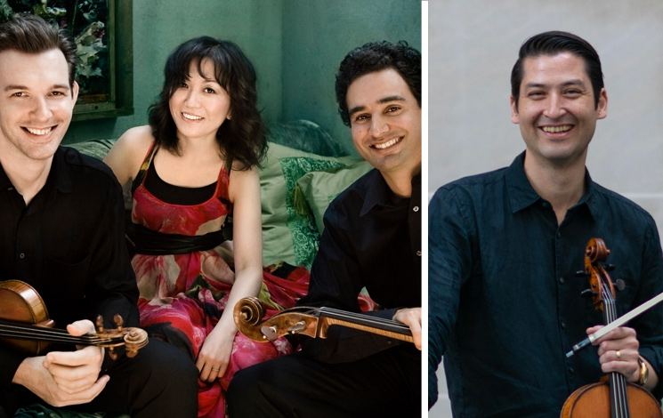 Horszowski Trio, Per Masumi Rostad